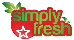 SimplyFresh food logo